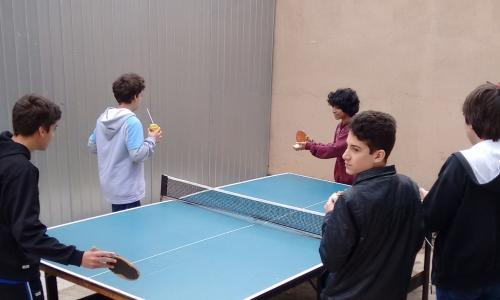 lazer ping pong